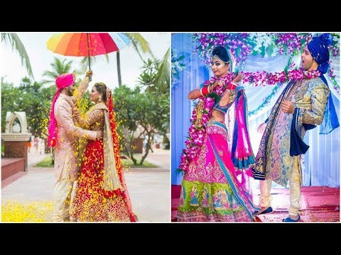 indian-wedding-couple-photography-poses-&-ideas-|-photo-poses-for-couples-in-india