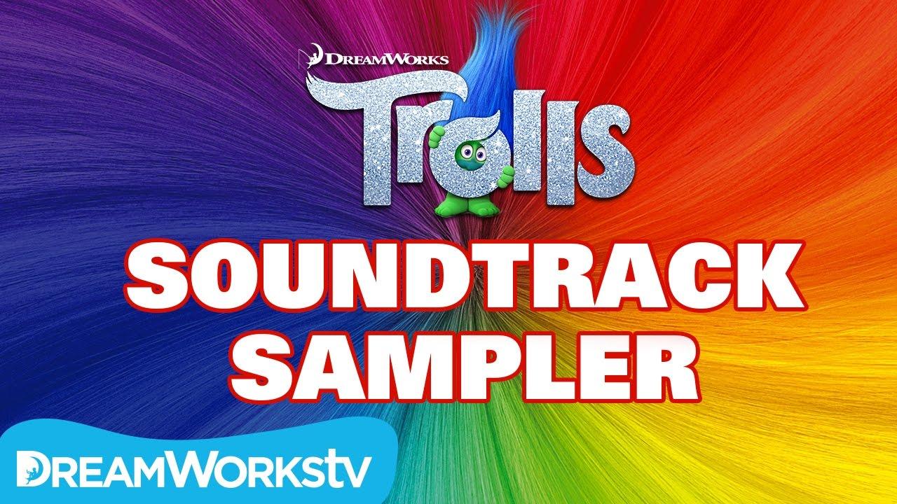 Trolls Soundtrack Sampler Trolls Youtube
