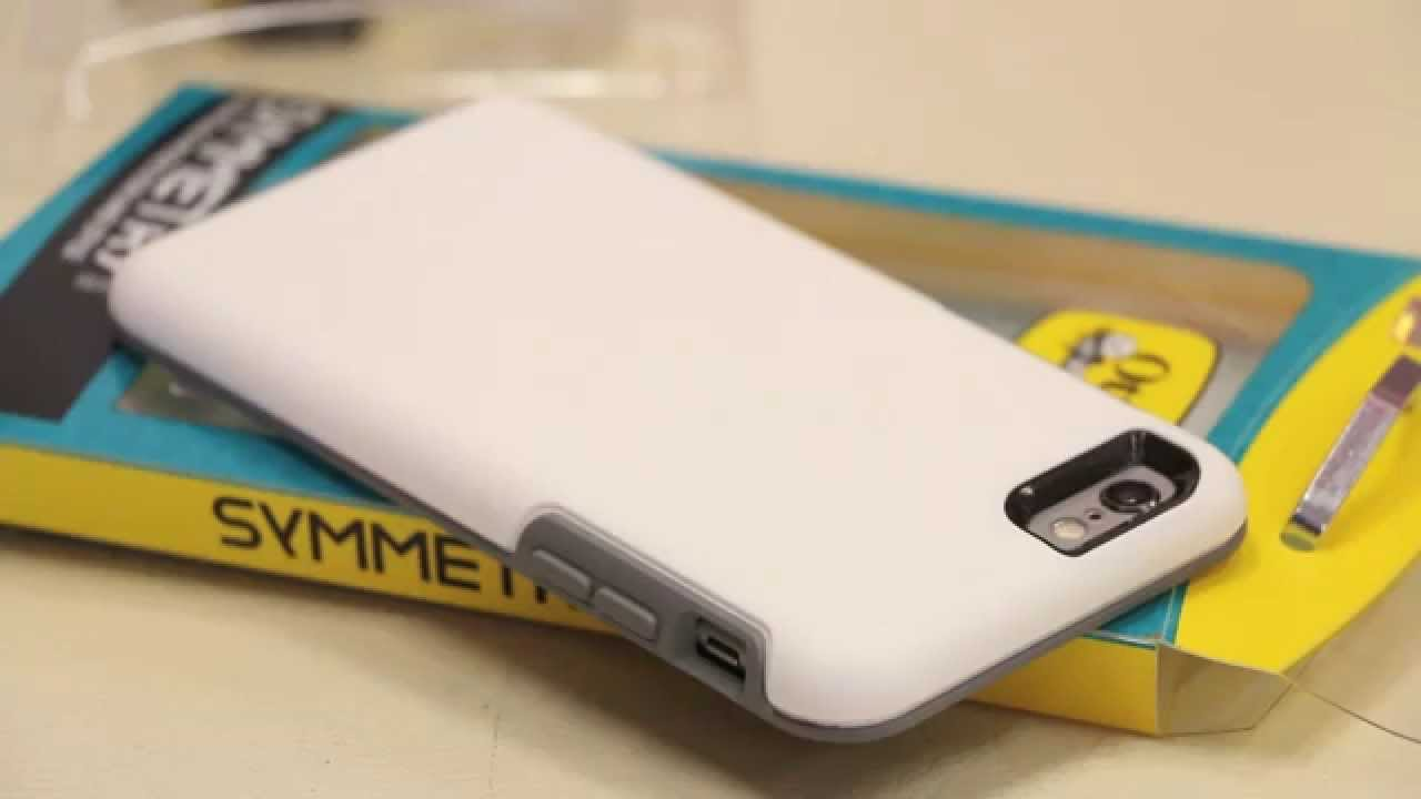 online retailer 01600 9ea12 The Best OtterBox? Symmetry Case - iPhone 6S / 6S Plus - Quick In-Depth  Review