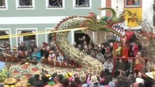 'Chinese Carnival' becomes most important festival in this German town | CGTN