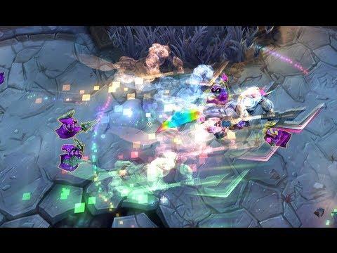 Arcade Hecarim Skin Spotlight - League of Legends - YouTube