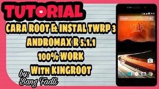 [4.72 MB] Root dan Pasang TWRP Andromax R 5.1.1