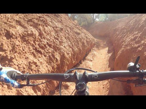 This trail was a blast!! Mountain Biking Canyon Of Fools Trail in Sedona, AZ