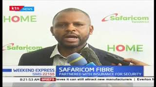 Safaricom partners with jubilee insurance to enhance security for safaricom home faiba