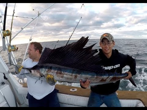 400 Mile New Jersey to North Carolina Offshore Fishing Trip + Surf Fishing