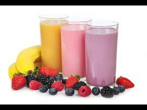 Batido de frutas com iogurte youtube - Batidos de frutas ...