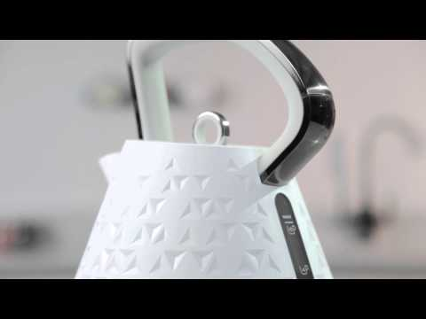 Morphy Richards - Prism White Traditional Kettle & White Four Slice Toaster (108102 & 248102)