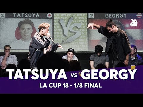 TATSUYA vs GEORGY | La Cup WORLDWIDE 2018 | 1/8 Final