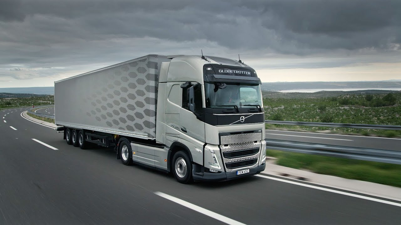 Volvo Trucks The New Volvo Fh Moving Your Business Forward Youtube