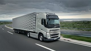 Volvo Trucks - The new Volvo FH - Moving your business forward