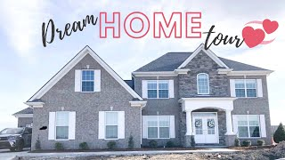 EMPTY HOUSE TOUR 2020| WE BUILT OUR FOREVER HOME!