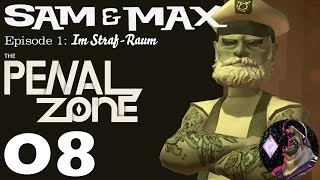 Sam & Max - Episode 301: The Penal Zone | Part 8 | Playthrough