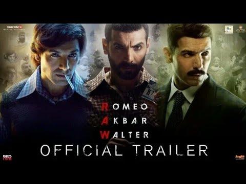 Download RAW - Romeo Akbar Walter ¦ Official Trailer ¦ John Abraham ¦ Jackie Shroff ¦ Mouni Roy ¦ 5th April