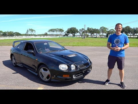 Is The 1994 Toyota Celica GT-FOUR More SPECIAL Than The Supra?