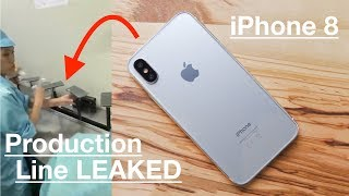 iPhone 8 Production Line LEAKED? Is this the iPhone 8?