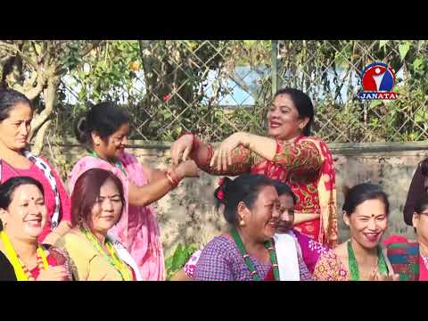 Lokmala - रबिन लामिछाने  र शान्ता परियारका   माया फुल टिपेको कुरा