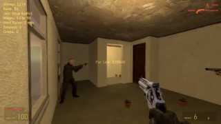 HalfLife 2 Deathmatch Gameplay #1