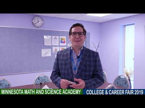 "Minnesota Math and Science Academy, ""College & Career Fair """