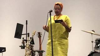 6/21/18 Summer SOULstice at Tacoma Art Museum: Kellie Richardson