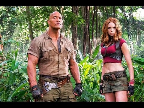 Jumanji  Welcome To The Jungle   Official Hindi Trailer   In Cinemas Dec 29