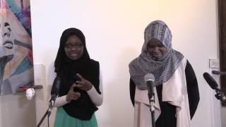 You're White -- Balkisa Abdikadir & Hawa Adam