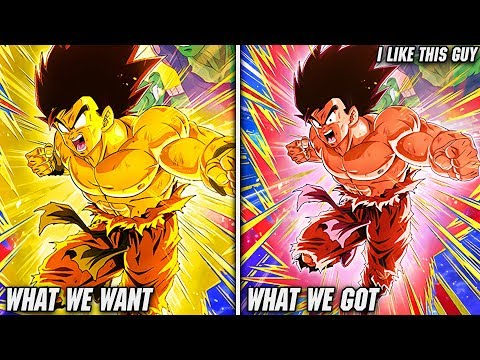 YOU HAD ONE JOB BANDAI! NEW F2P STR KAIOKEN GOKU SHOWCASE! Dragon Ball Z Dokkan Battle