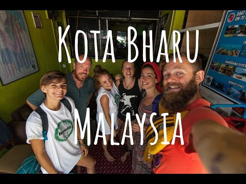 What to do in Kota Bharu | Birds singing competition | Biggest Night Market | Not alone anymore