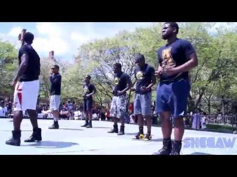 2015 UMD Block Show - Alpha Phi Alpha