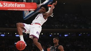 Josh Jackson - Kansas Highlights 2017