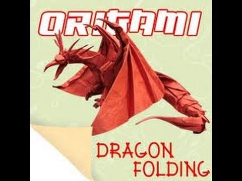How to make origami dragon origami ancient dragon tutorial satoshi.
