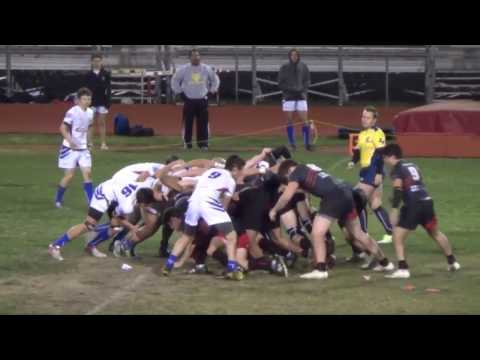 Lake Travis vs Round Rock Varsity Rugby 2017