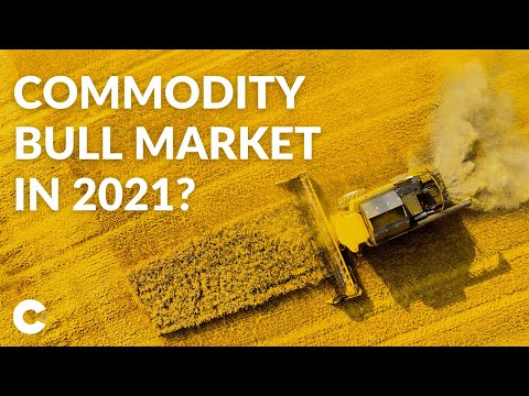 Commodity Bull Market in 2021?   Why are Platinum, Wheat, Sugar and Cotton Prices Soaring?