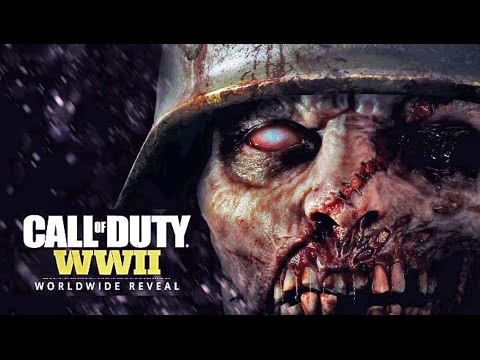 Thumbnail: Call of Duty: World War 2 ZOMBIES REVEAL & Multiplayer Beta!!