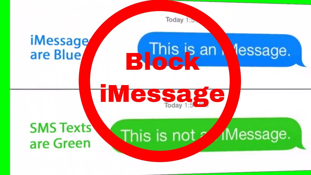 How to Know if you're Blocked on iPhone iMessage