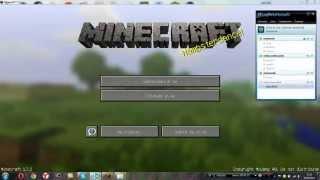 Как играть по сети в minecraft через hamacahi (1 видео урок)