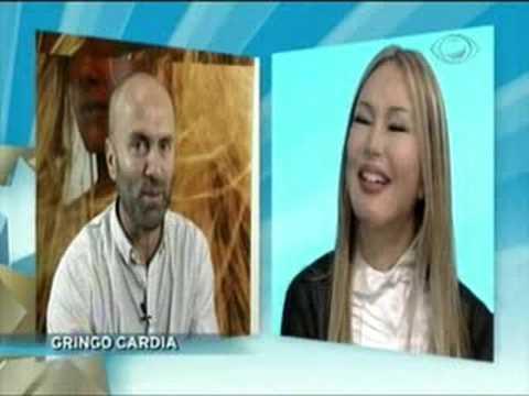 1ª Parte da homenagem a Cantora Rosana Fiengo no programa Raul Gil