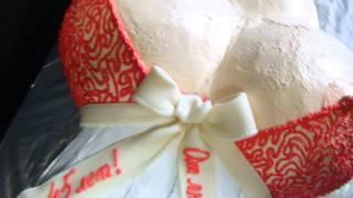 торт грудь  торт на заказ