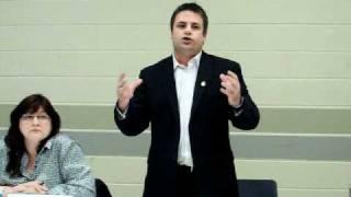 Ken Lewenza, Jr, Ward Five Candidate