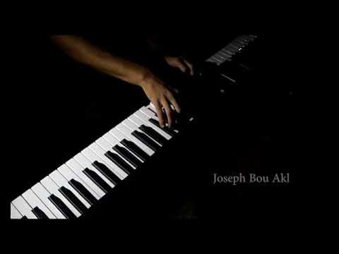 Adham Nabulsi- Mechta2 (Piano cover)