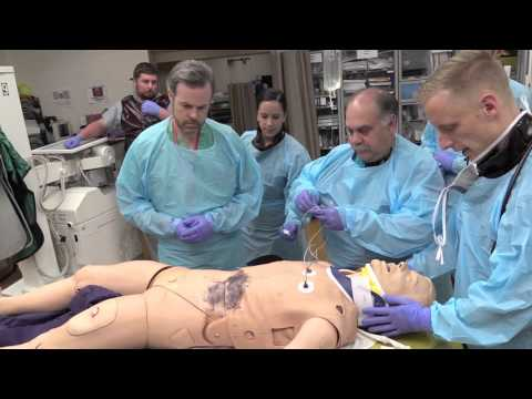 Trauma Team Crew Training: Advocate Illinois Masonic Medical Center