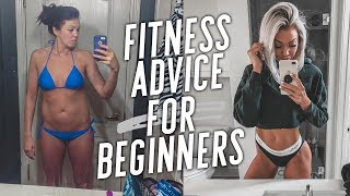 Fitness Advice for Beginners - What You NEED To Know