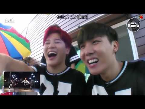 BTS Laughing