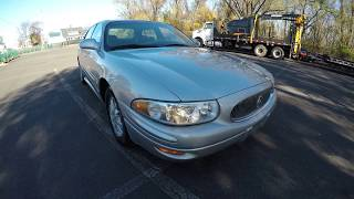 4K Review  2002 Buick Lesabre  Virtual Test-Drive & Walk-around