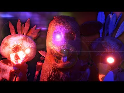 THESE ANIMATRONICS ARE TERRIFYING || OBSOLETE ENDING (FNaF Game)