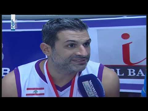 Beirut vs Homentmen - Interviews + the celebrations