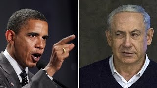 Obama's Strong Words For Netanyahu's Palestine Comments