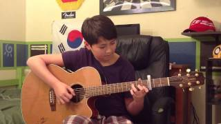 Do You Want to Build a Snowman? Frozen - Disney Fingerstyle Guitar Cover