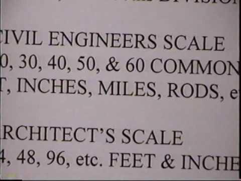 Engineering Scales for CAD & Shop floor