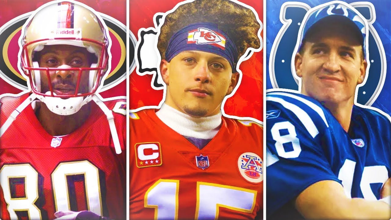 RANKING THE BEST NFL PLAYER FROM EACH TEAM OF ALL TIME