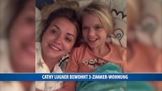 Cathy Lugner bewohnt 3-Zimmer-Wohnung